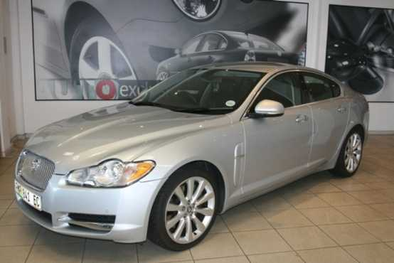 2010 JAGUAR XF 3.0D S-Premimium Luxury AT,
