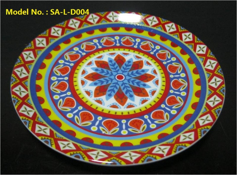 New 8inch Plate (Many Designs)