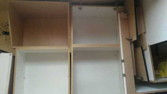 Second hand built in kitchen units for sale