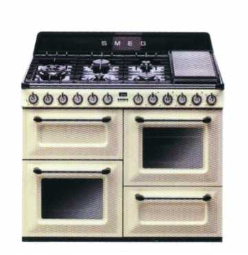 SMEGVictoria Cooker and Hood
