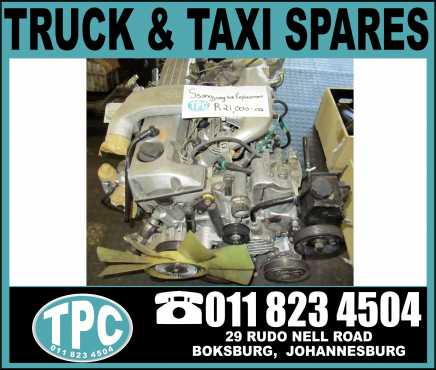 SSANGYONG ENGINE used replacement suitable for SPRINTER 416