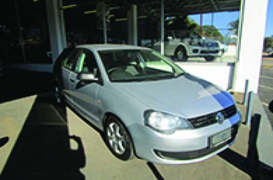 VW Polo Vivo Blueline 2014